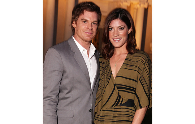 """""""Dexter"""" Costars Hall and Carpenter Divorce Final"""