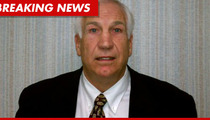 Jerry Sandusky -- 8 Alleged Victims Will Reportedly Testify in Court