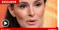 'Revenge' Star Madeleine Stowe 911 Call -- Car-Crushing Tree Emergency