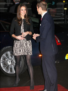 Duchess Kate Middleton Steps Out With Her Prince