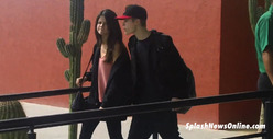 Justin Bieber & Selena Gomez -- Secret Wedding Trip to Cabo