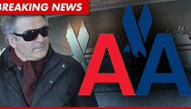 American Airlines -- Alec Baldwin Was Epic Jerk