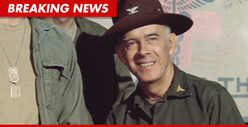M*A*S*H Star Harry Morgan Dies -- Dead at 96
