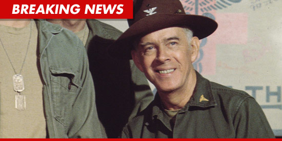 M*A*S*H Star HARRY MORGAN Dies -- Dead at 96 | TMZ.