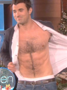 &quot;X Factor&quot; Host Steve Jones Strips!