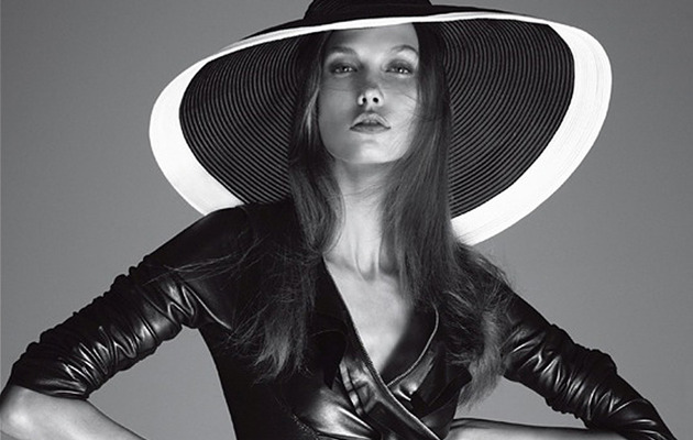 Vogue Italia Pulls Image of Skinny Supermodel Karlie Kloss -- Learn Why