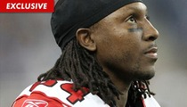 Atlanta Falcons Star Roddy White -- Receiver of Paternity Suit