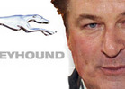 Greyhound Bus Lines: Alec Baldwin&#03