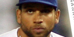 L.A. Dodger James Loney Crashes Maserati -- Allegedly Spits at Cops
