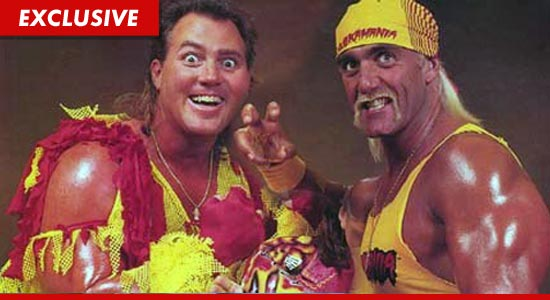 Brutus The Barber Beefcake and Hulk Hogan