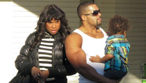 Jennifer Hudson -- My Hubby David Otunga is JACKED!!!