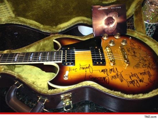 Neal Schon Guitar