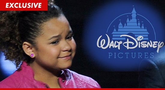 Rachel Crow will be meeting with Disney executives