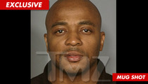 Rapper 40 Glocc -- Accused of Strangling GF in Brutal Attack