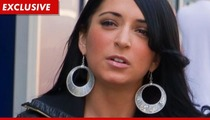 Angelina Pivarnick from 'Jersey Shore' -- Sued Over Staten Island Mall Fight