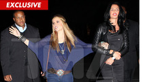 Brooke Mueller -- First Night Out After Arrest [PHOTOS]