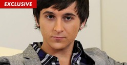 'Hannah Montana' Mitchel Musso -- It's Time to Move on to Grownup Stuff