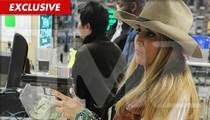 Brooke Mueller -- Carrying Gun in L.A.