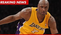Lamar Odom Traded -- Yee-haw! I'm Moving to Texas!
