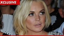 Lindsay Lohan -- PURSE RETURNED ... Minus $10,000