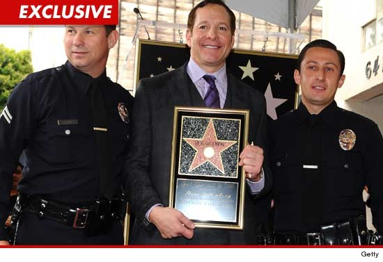 Steve Guttenberg walk of fame star
