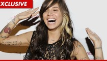 Christina Perri Fights Off Car Intruder