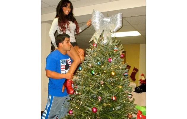 Stars Show Holiday Spirit: See Their Festive TwitPics