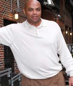 Charles Barkley: See His 41 Pound Weight Loss!