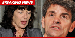 Christiane Amanpour Gets Heave-Ho at ABC -- Replaced by George Stephanopoulos