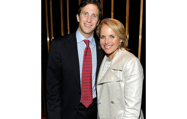 Katie Couric Splits from Boyfriend Brooks Perlin