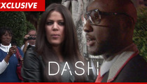 Kardashian Fam -- Gunning to Open DASH Store in Dallas