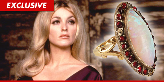 Sharon Tate Engagement Ring