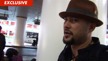 Jennifer Lopez's Ex-Hubby -- I'm Not Jealous of Casper Smart, I Support J.Lo!