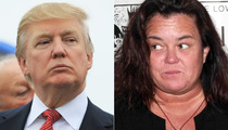 Donald Trump and Rosie O'Donnell's Twitter War Rekindled