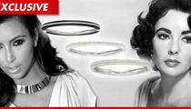 Kim Kardashian Pays BIG MONEY for Elizabeth Taylor's Jewelry