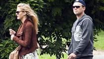 Leo DiCaprio's New Bar-Alike Blonde Friend
