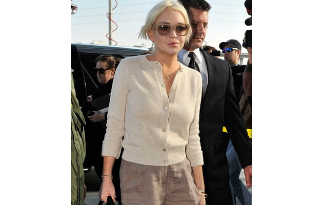 Lindsay Lohan: Designer Duds for Probation Progress Report