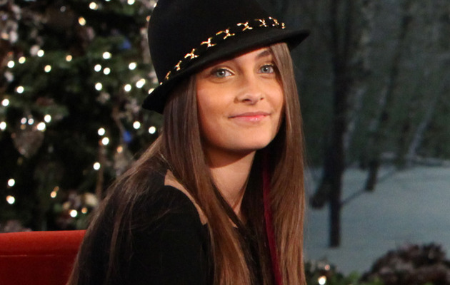 Watch Now: Paris Jackson's First Solo Interview