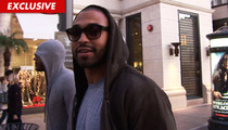 Matt Kemp -- Don't Call Ryan Braun a Cheater ... Yet