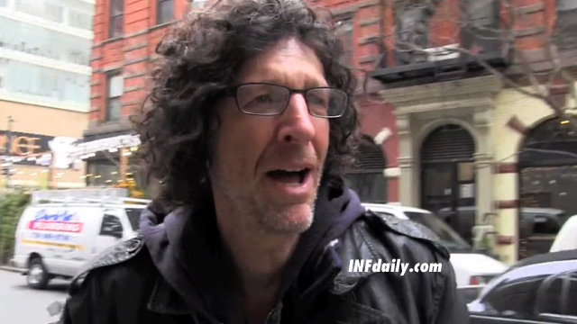 howard stern young