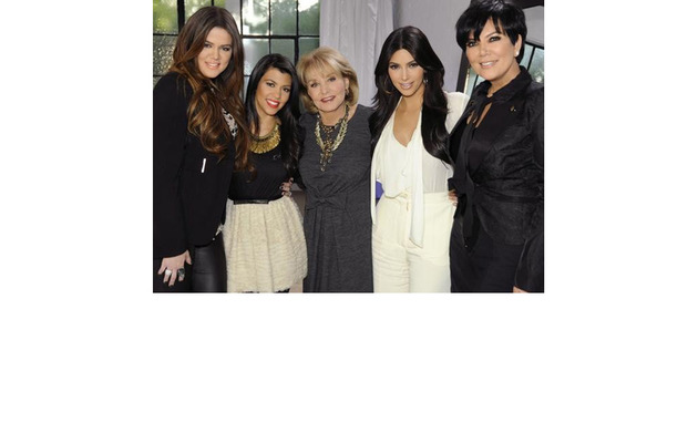Kardashians Make Barbara Walters' Most Fascinating List -- Who's #1?