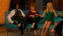 Whoopi Goldberg Rips LOUD Fart on 'The View'