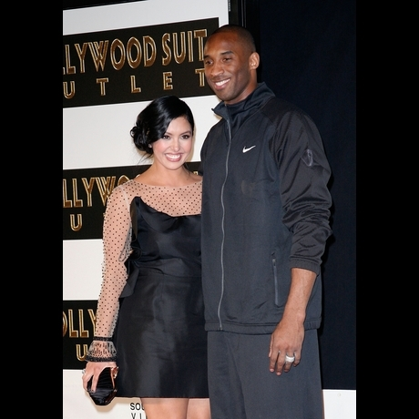 Kobe Bryant Vanessa Wife Pictures Gallery