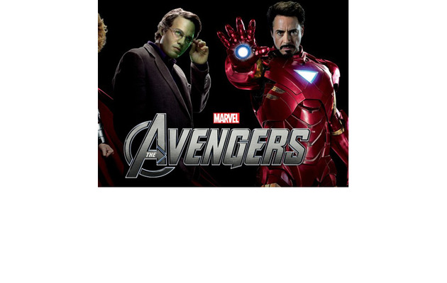 """First Look: """"Avengers"""" Assemble in New Character Banners"""