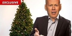 Bruce Willis -- Big Christmas Tree, Big Christmas Tipper