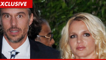 Britney Spears -- Engagement Ring to Be UNVEILED Tonight!