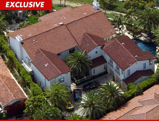 Kobe Bryants Mansion now belongs to Vanessa