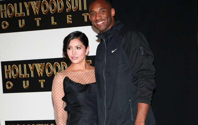 Kobe Bryant's Wife Vanessa Files for Divorce -- See More Shocking Celebrity Splits