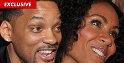 Will &amp; Jada Pinkett Smith -- Kids&#039; Fame at Root of Summer Marriage Troubles