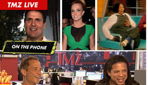 TMZ Live -- Mark Cuban: NBA's No Place for a Lady ... Yet